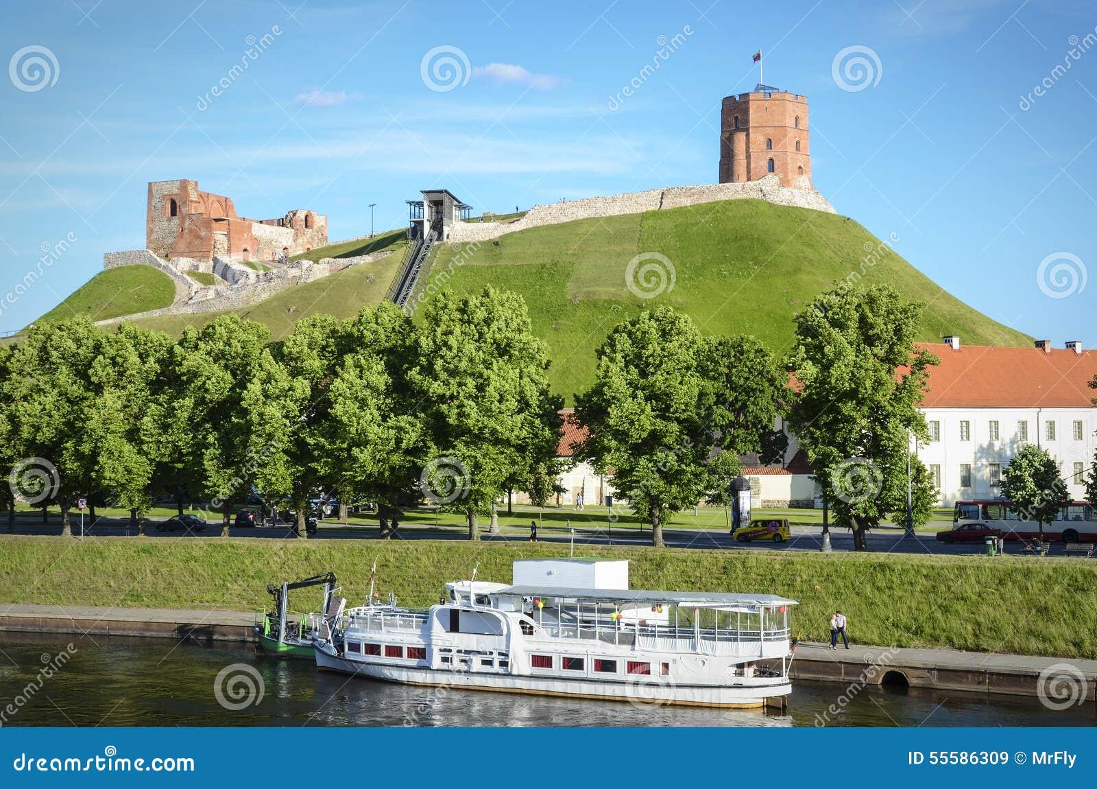 Arquitetura da cidade de Vilnius
