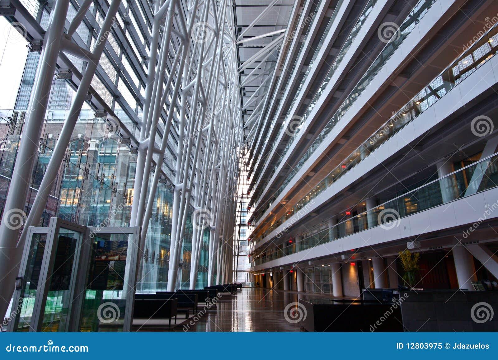 Arquitetura de negócio moderna