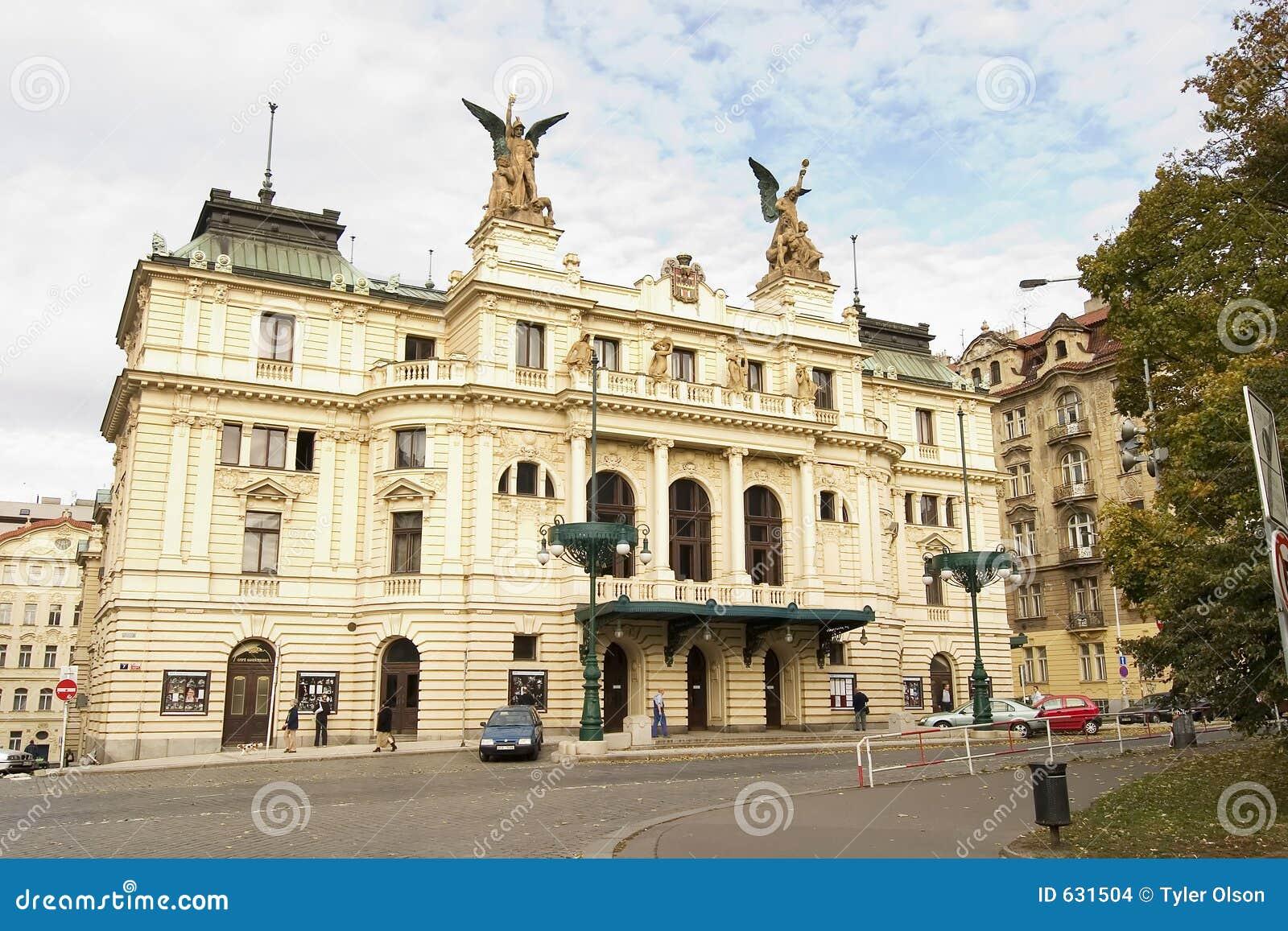 Arquitetura de Praga