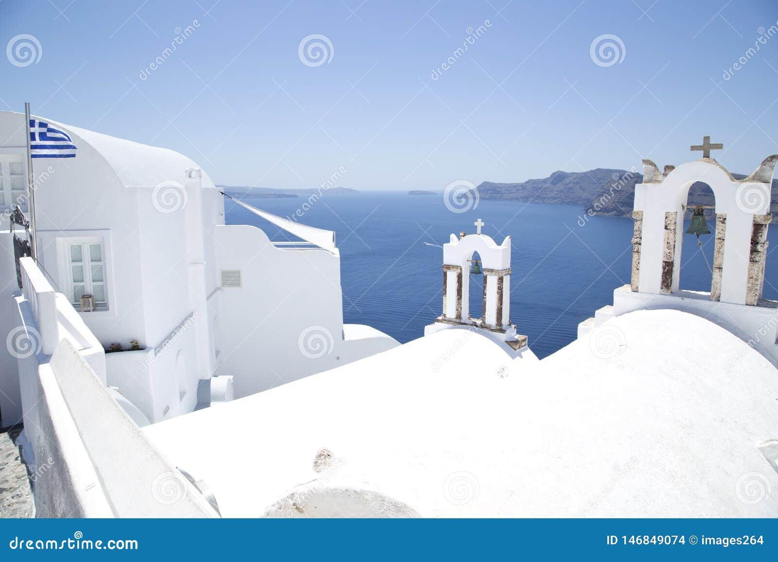 Arquitetura de Santorini