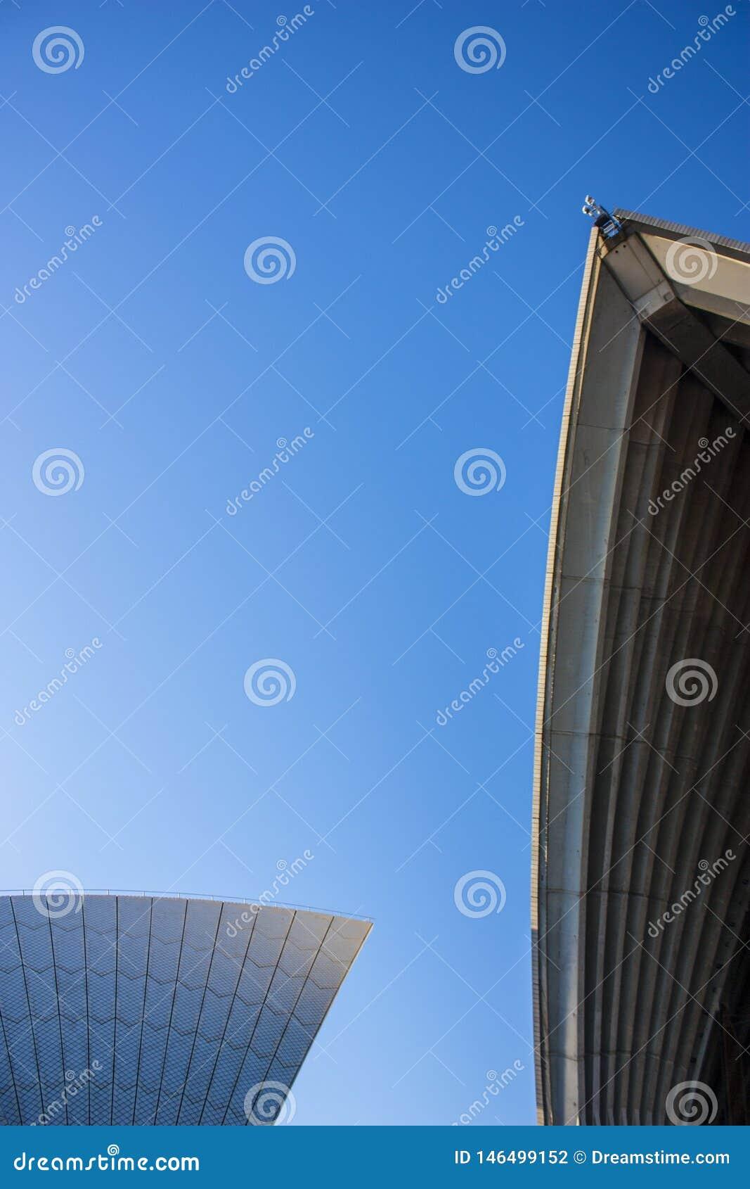 Arquitetura de A+ - Sydney Opera House