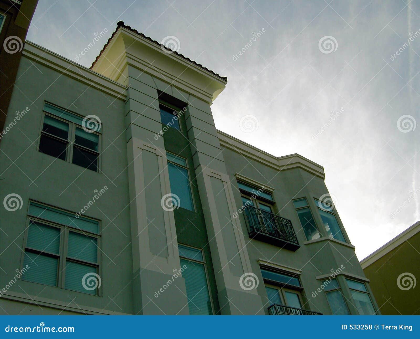 Arquitetura do edifício