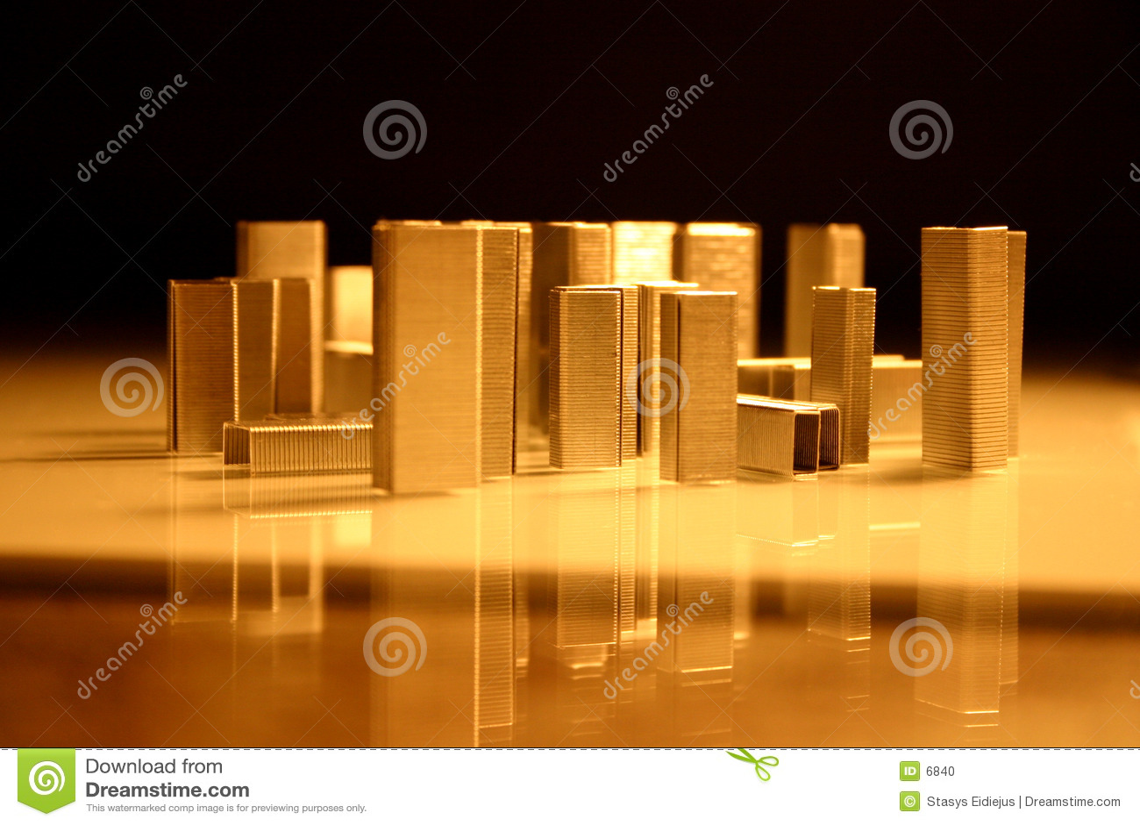 Arquitetura dos grampos, cidade mim
