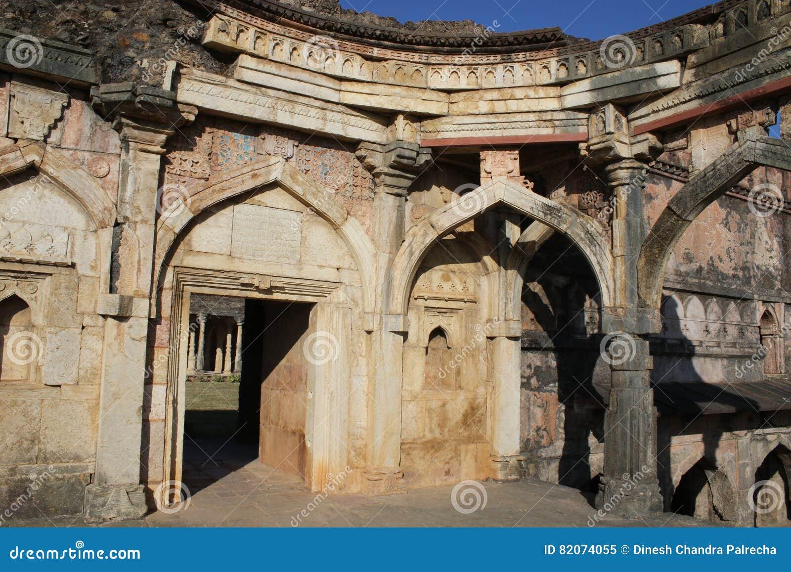 Arquitetura histórica, mesquita do mughith do malik