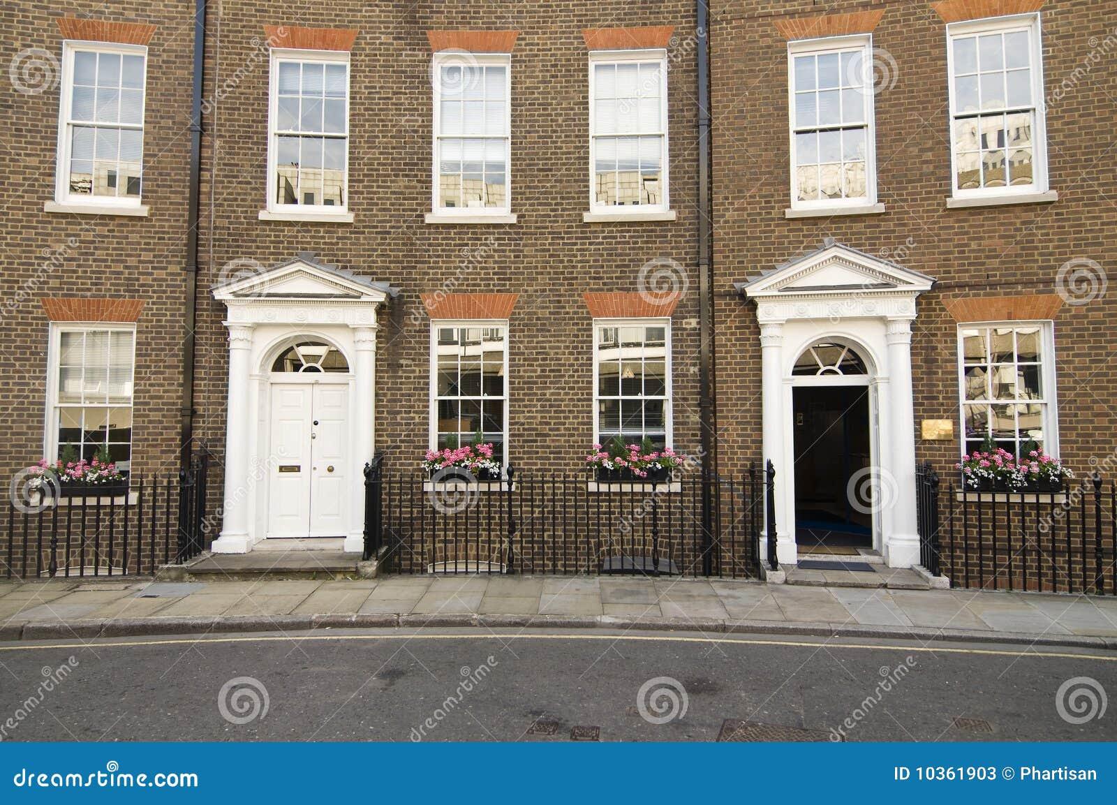 Arquitetura home em londres inglaterra fotos de stock imagem 10361903 - Apartamento en londres ...