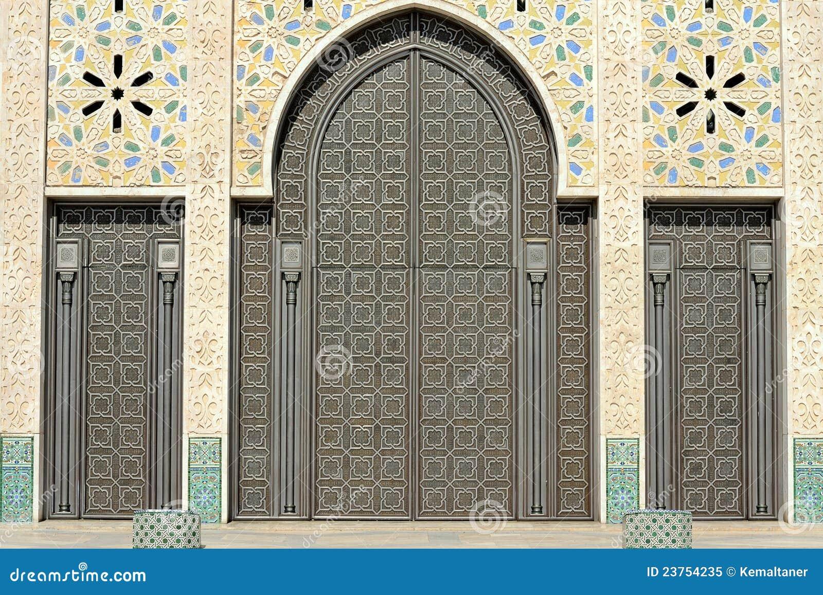 arabesque arches and pillars - photo #44