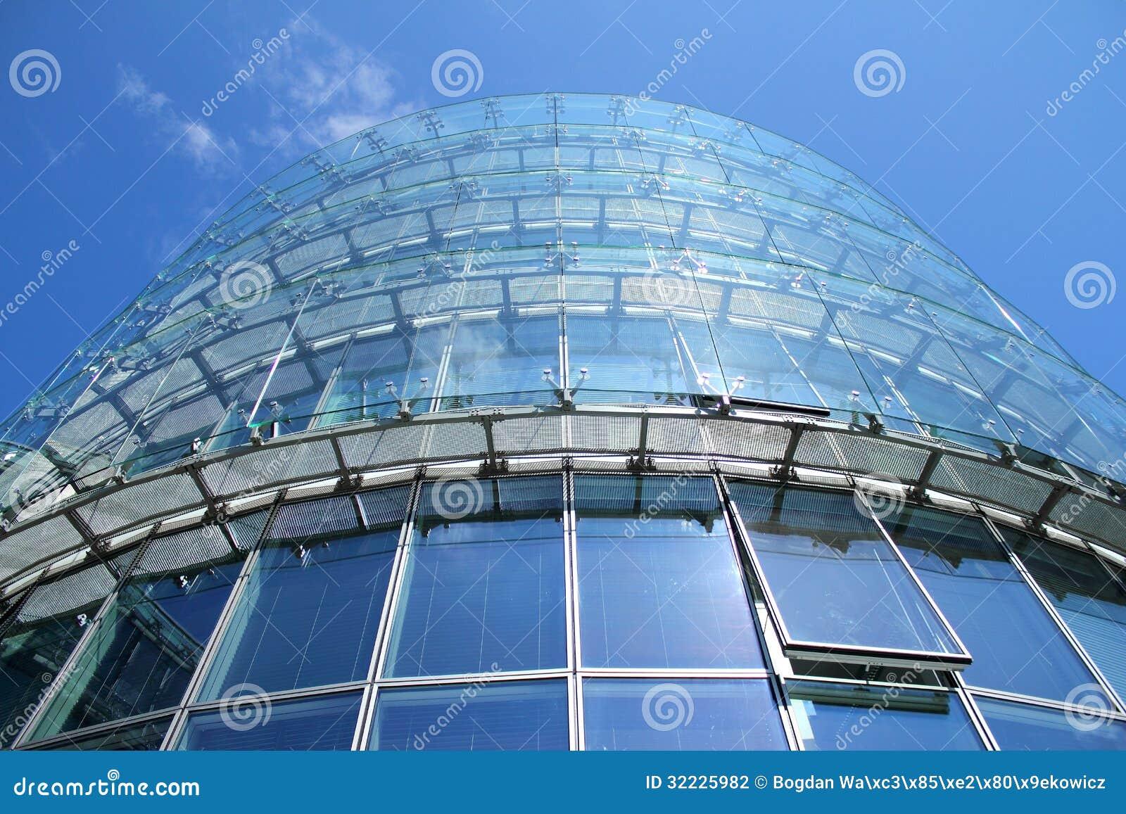 Download Arquitetura moderna foto de stock. Imagem de industrial - 32225982