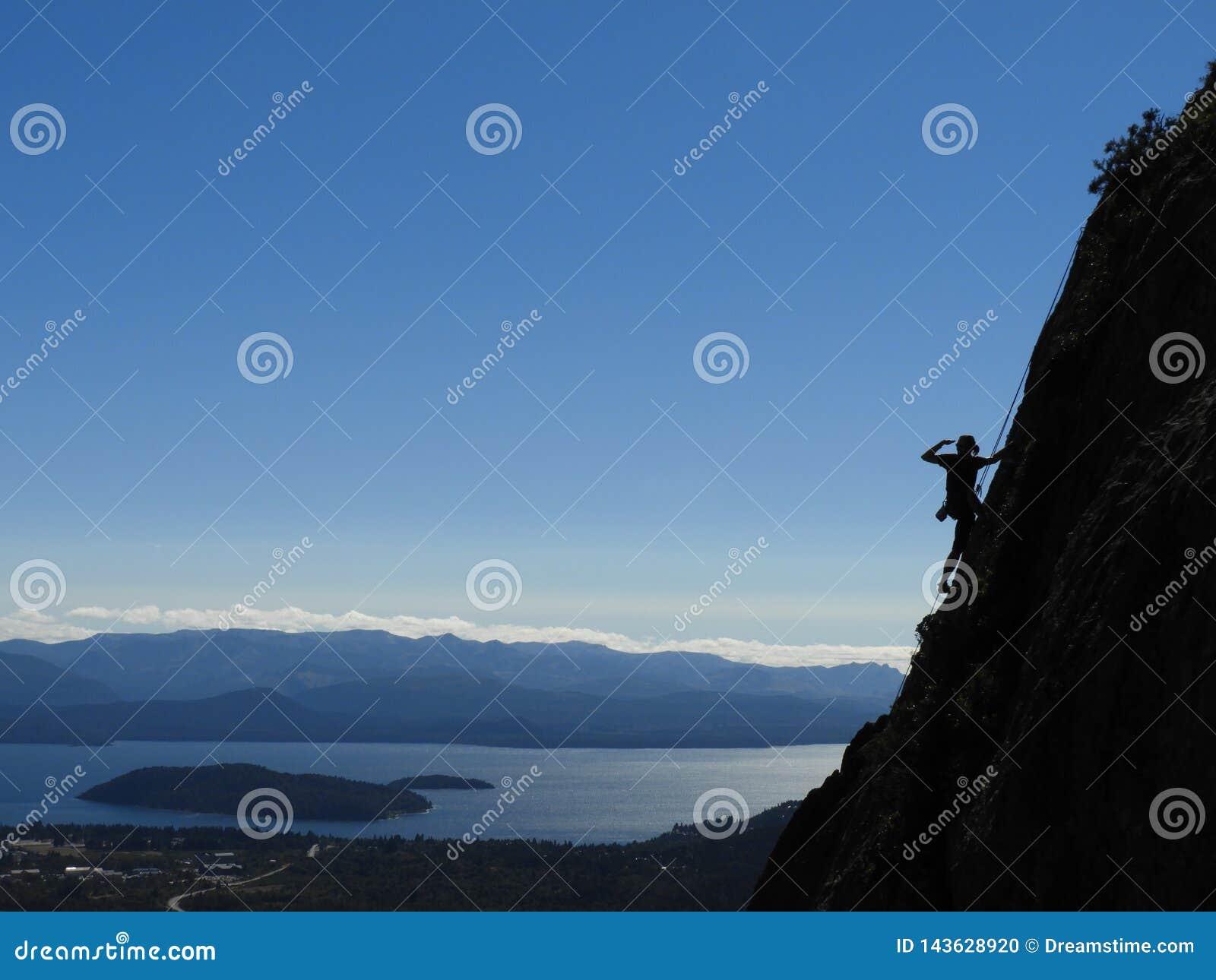 Arrampicata nella Patagonia magica