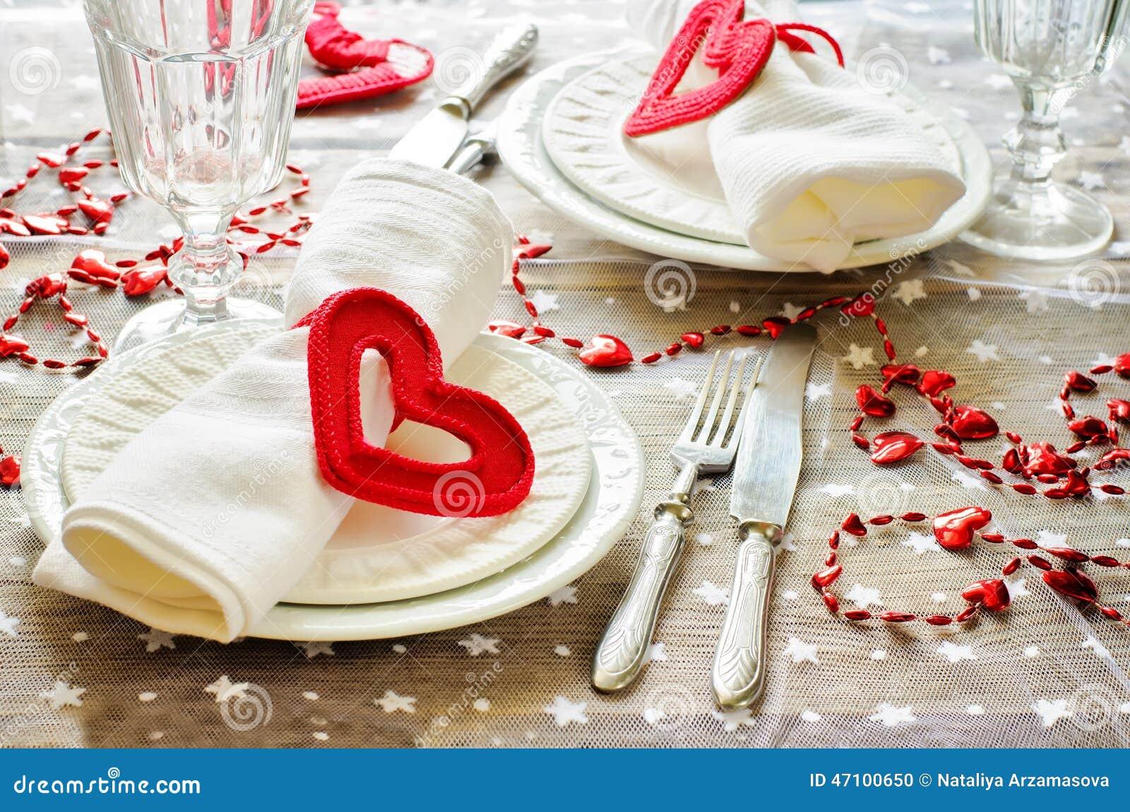 arrangement de table de saint valentin photo stock image. Black Bedroom Furniture Sets. Home Design Ideas