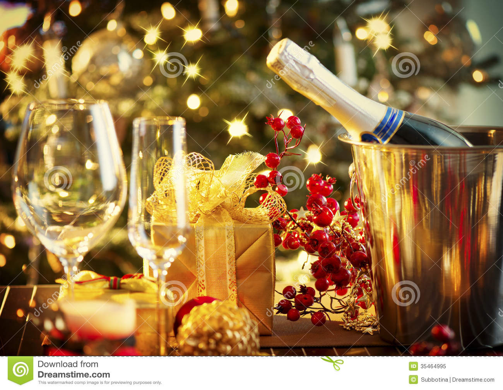 Arrangement de Tableau de Noël