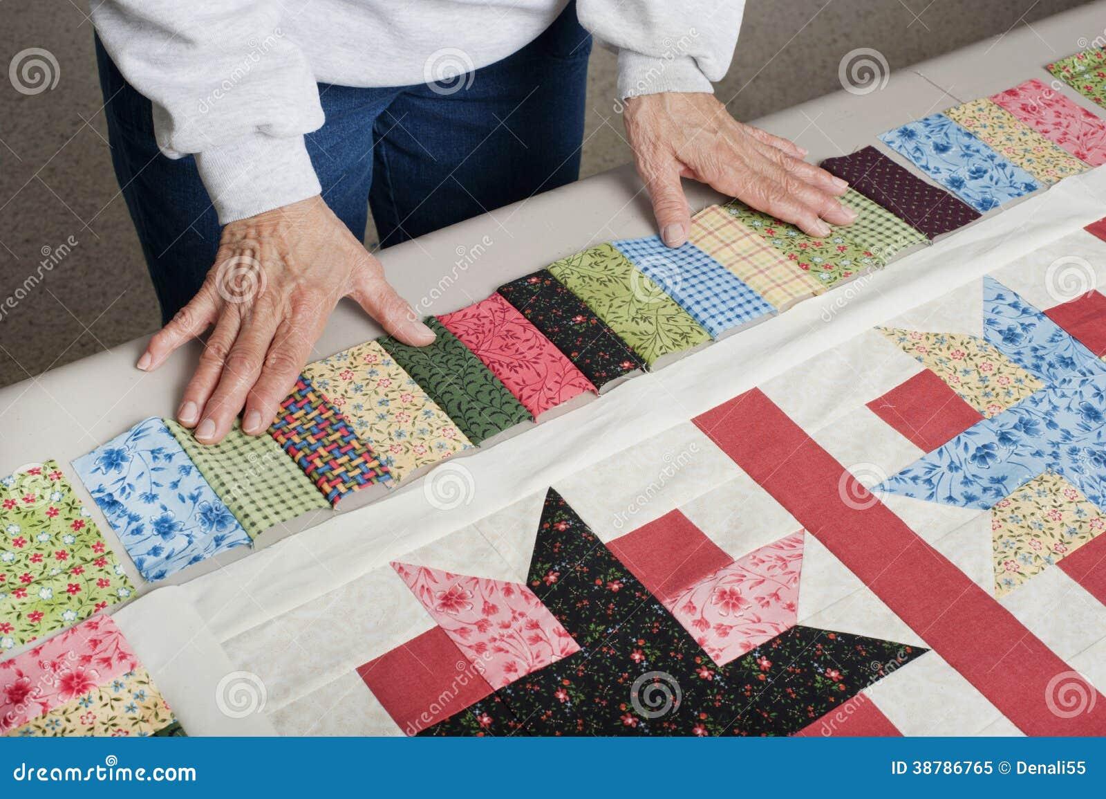 Arranging Fabric For Piano Key Border. Stock Image - Image: 38786765 : piano key quilt border - Adamdwight.com