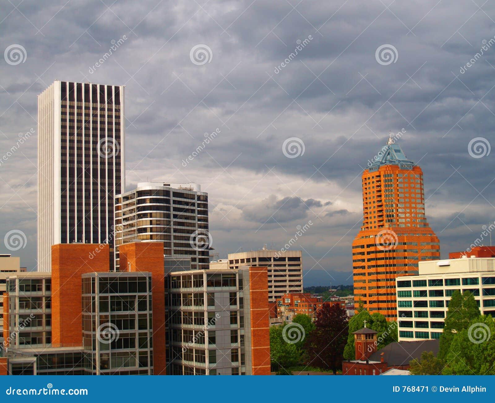 Arranha-céus de Portland