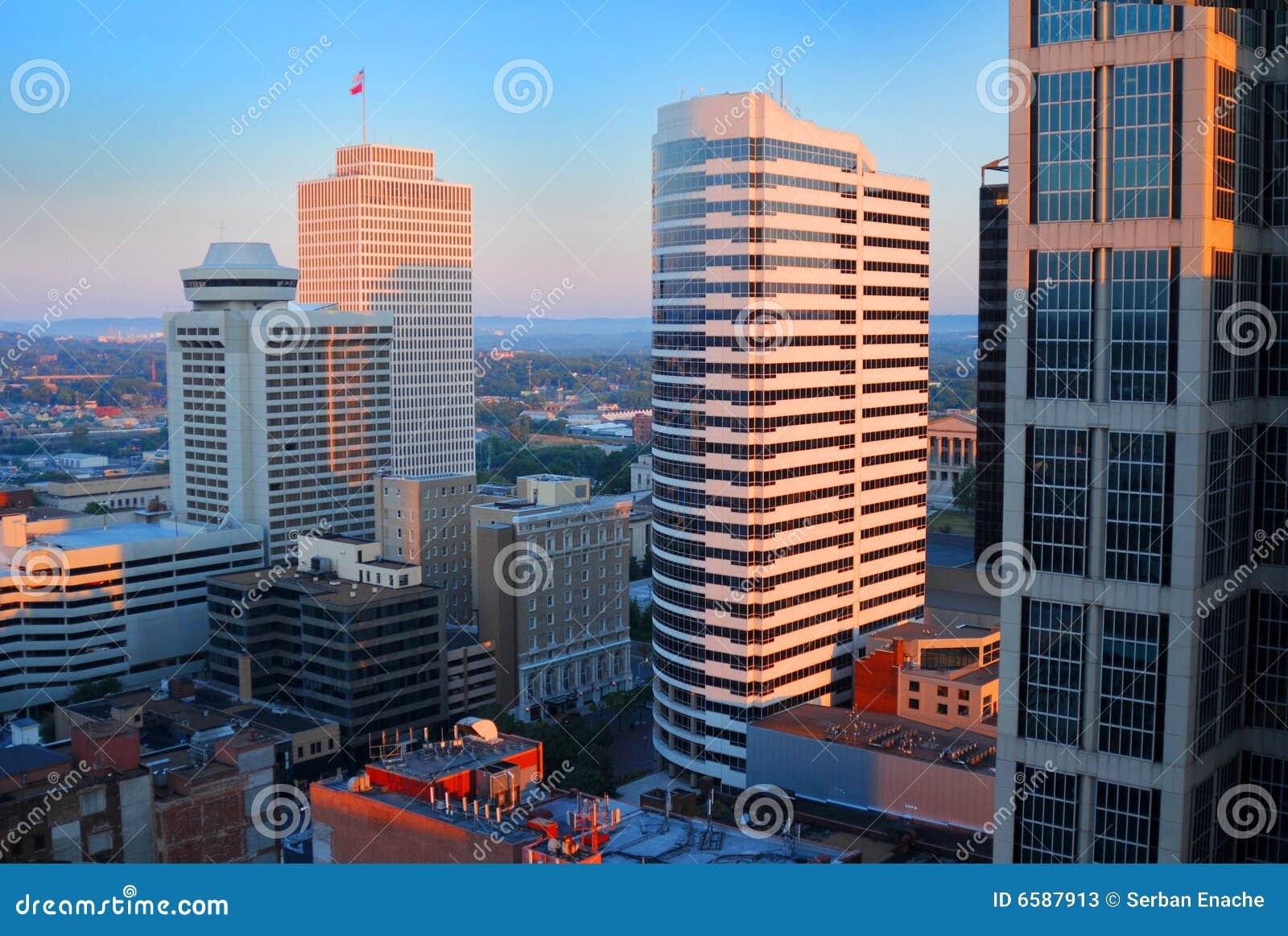 Arranha-céus em Nashville