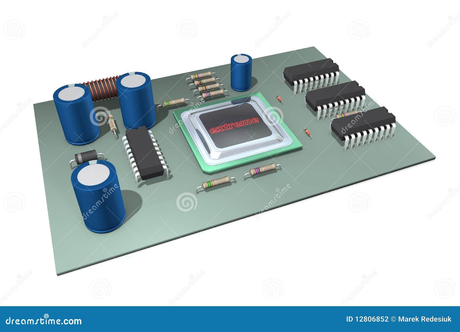 Arranjo eletrônico