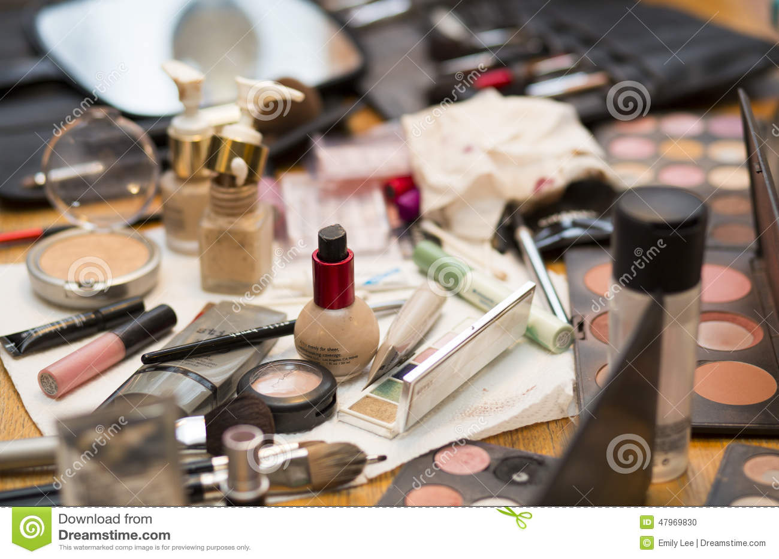 Array of Makeup