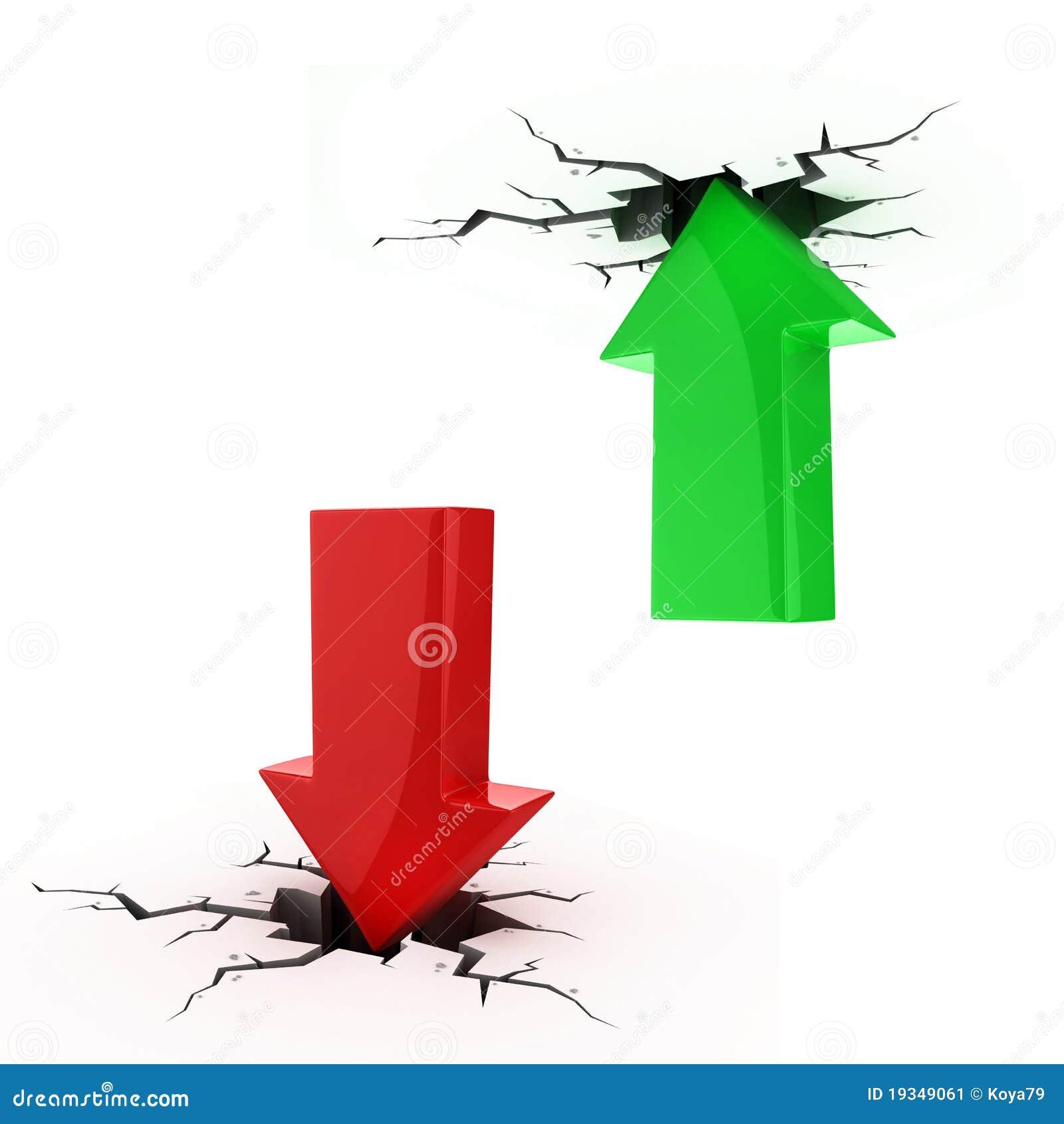 Arriba y abajo de flechas rompa para arriba el suelo y el - En el piso de abajo libro ...