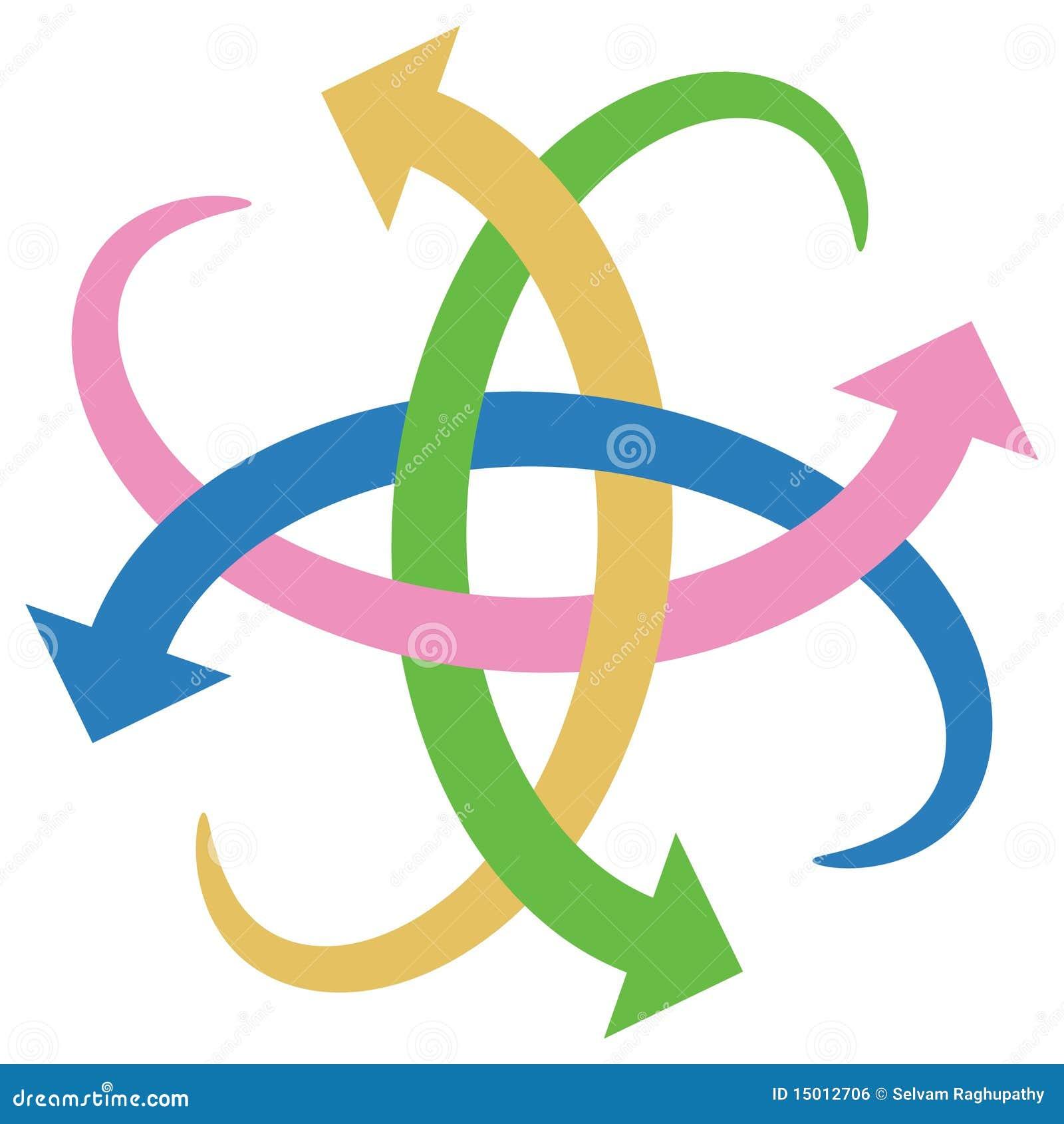 arrows logo vector - photo #20
