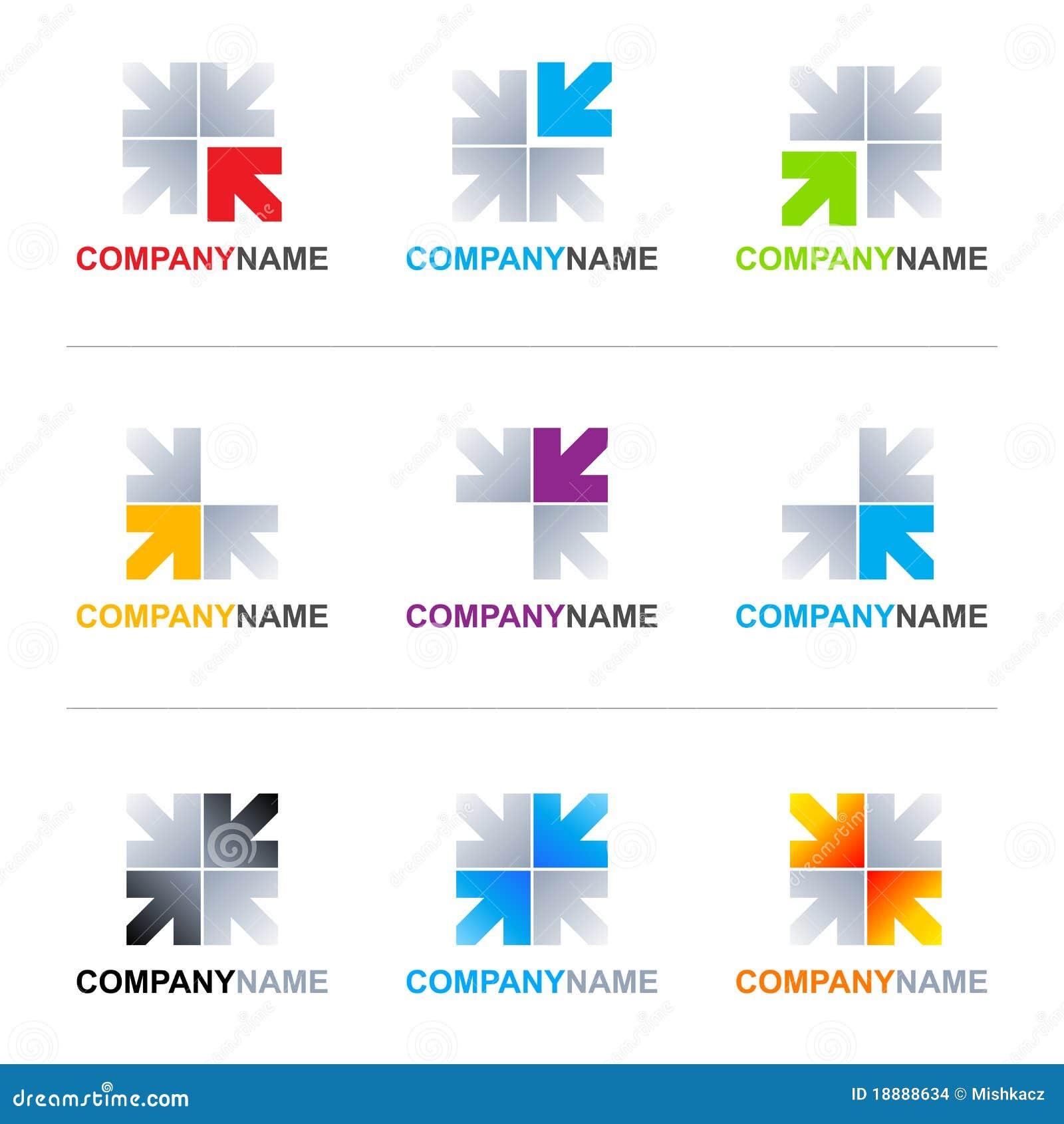 Arrows logo designs