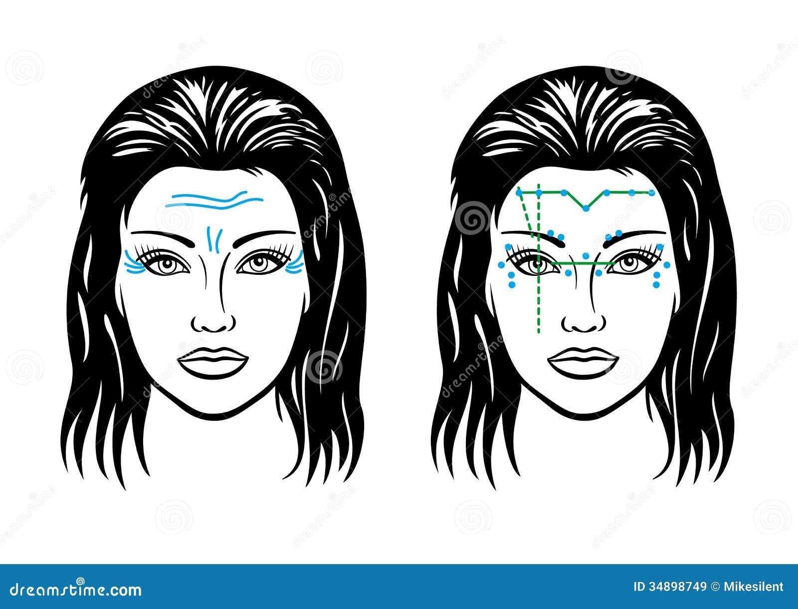 Magnético la máscara de la juventud para la persona de la contraindicación