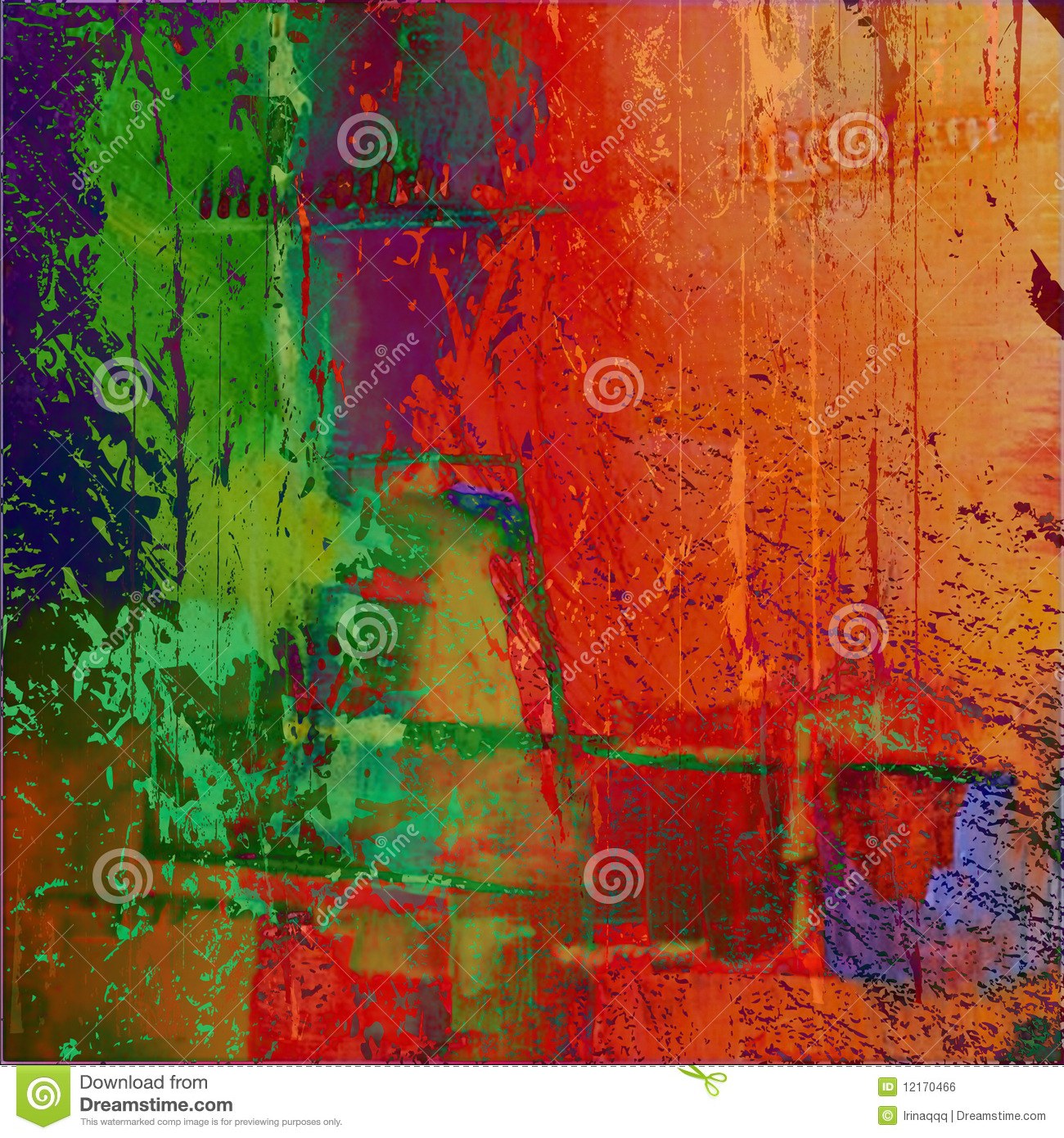 Art Abstract Graphic Texture Background Stock Illustration ...
