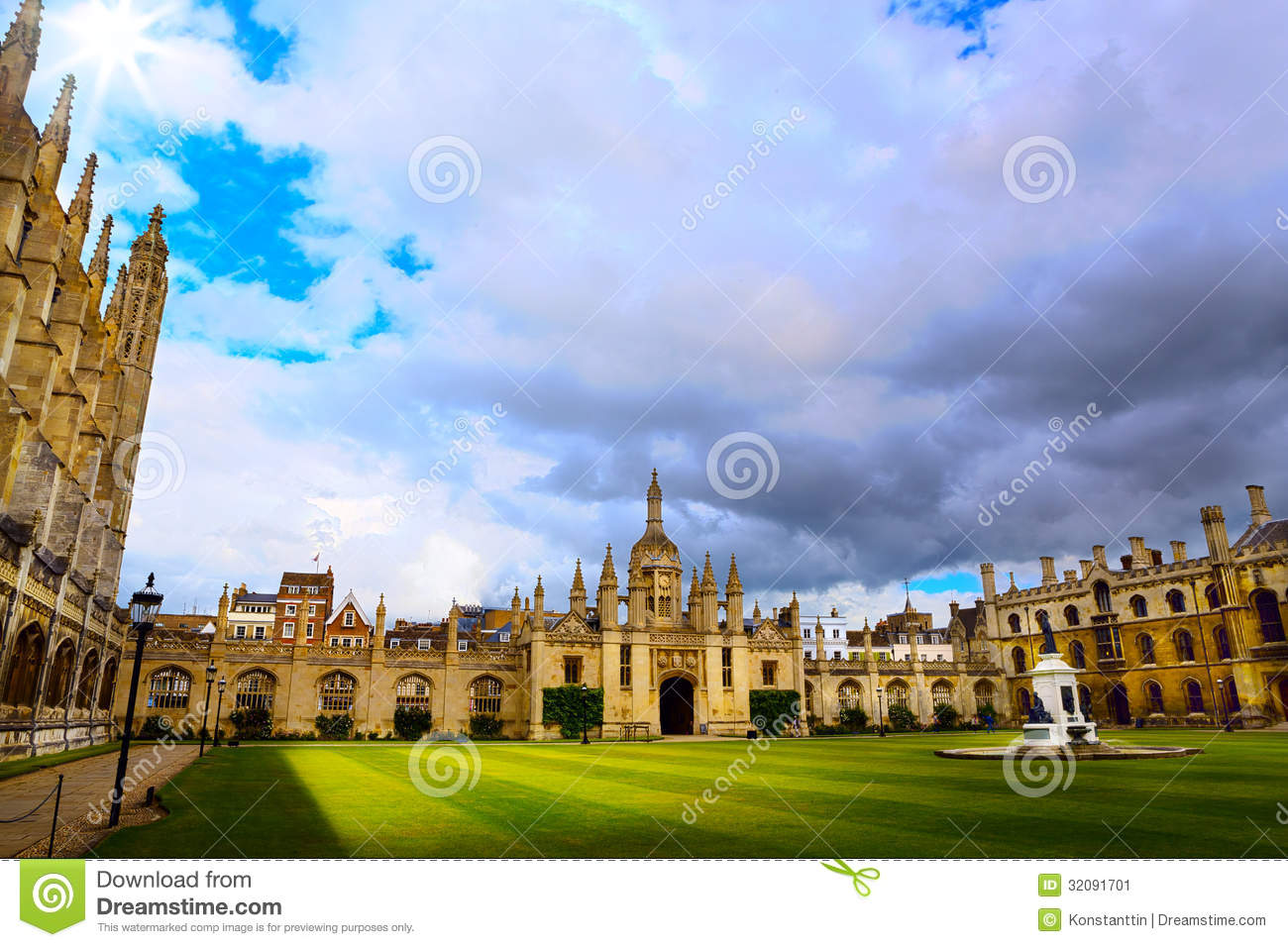 Art Cambridge University e reis Faculdade Capela