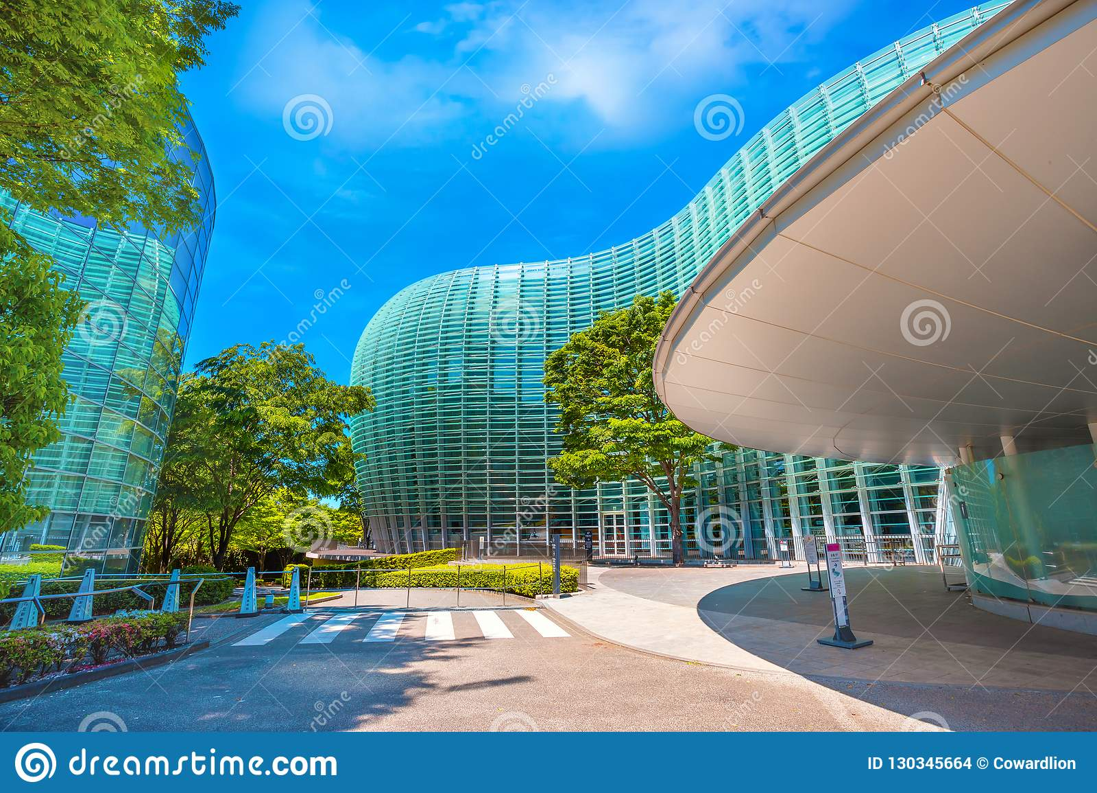 Art Center national dans Roppongi, Tokyo, Japon