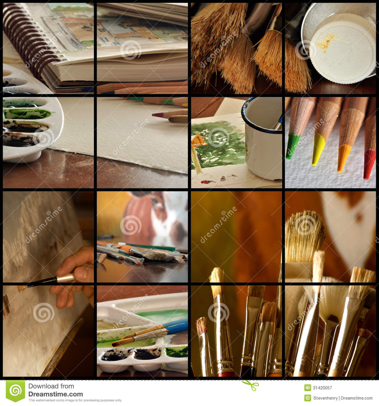 https://thumbs.dreamstime.com/z/art-collage-various-images-supplies-31420057.jpg