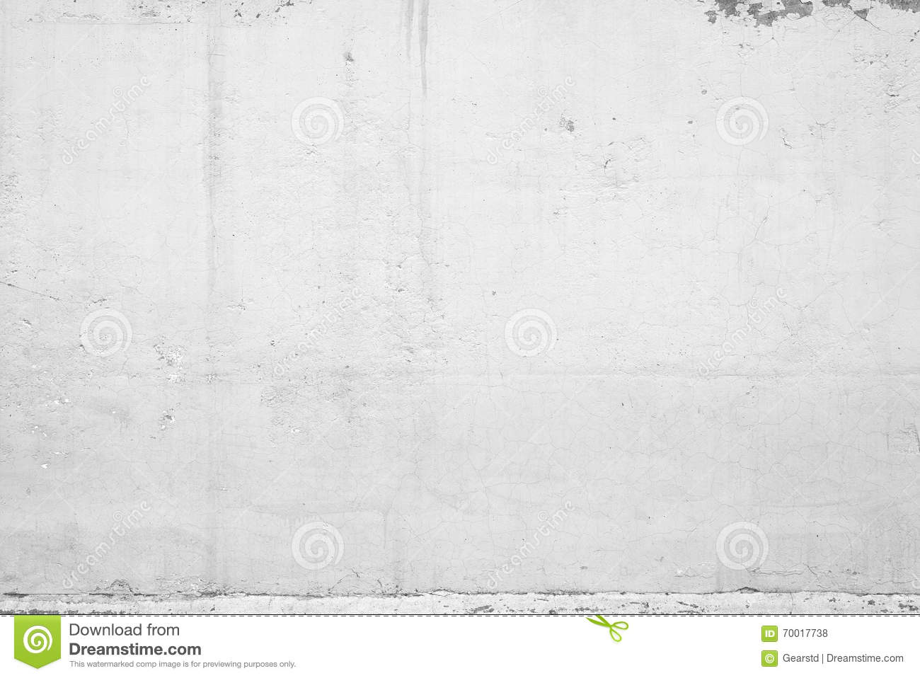 Art concrete texture for background in white colour stock for White cement art