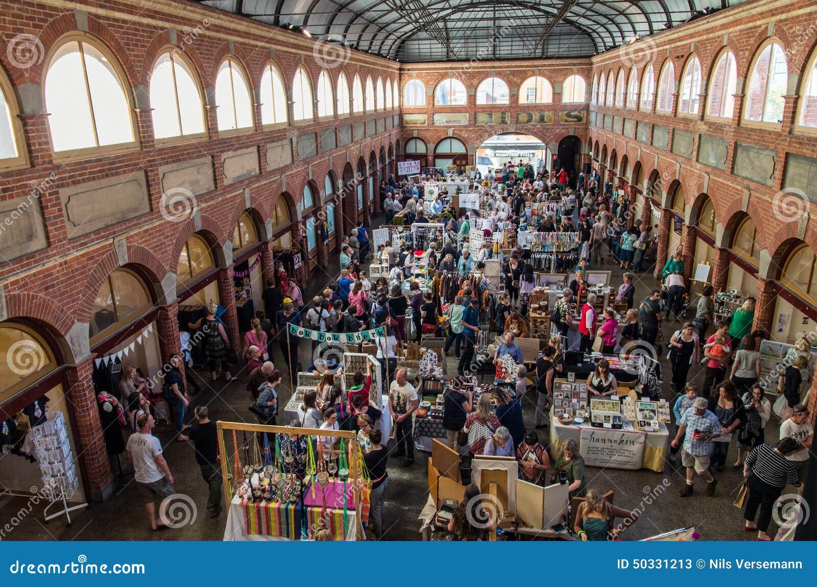Market or exchange