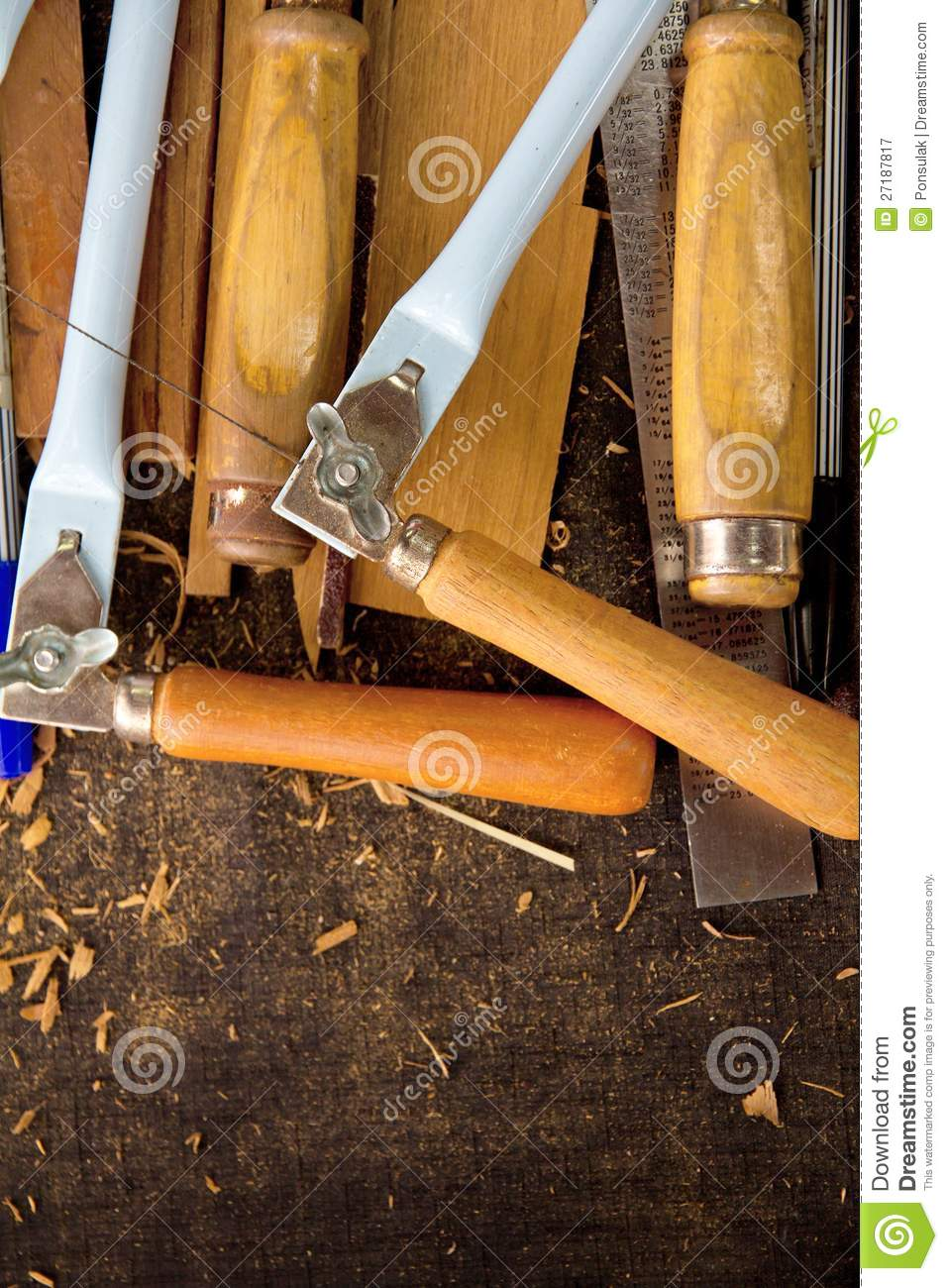 Art and craft tool royalty free stock photography image for Arts and crafts tools