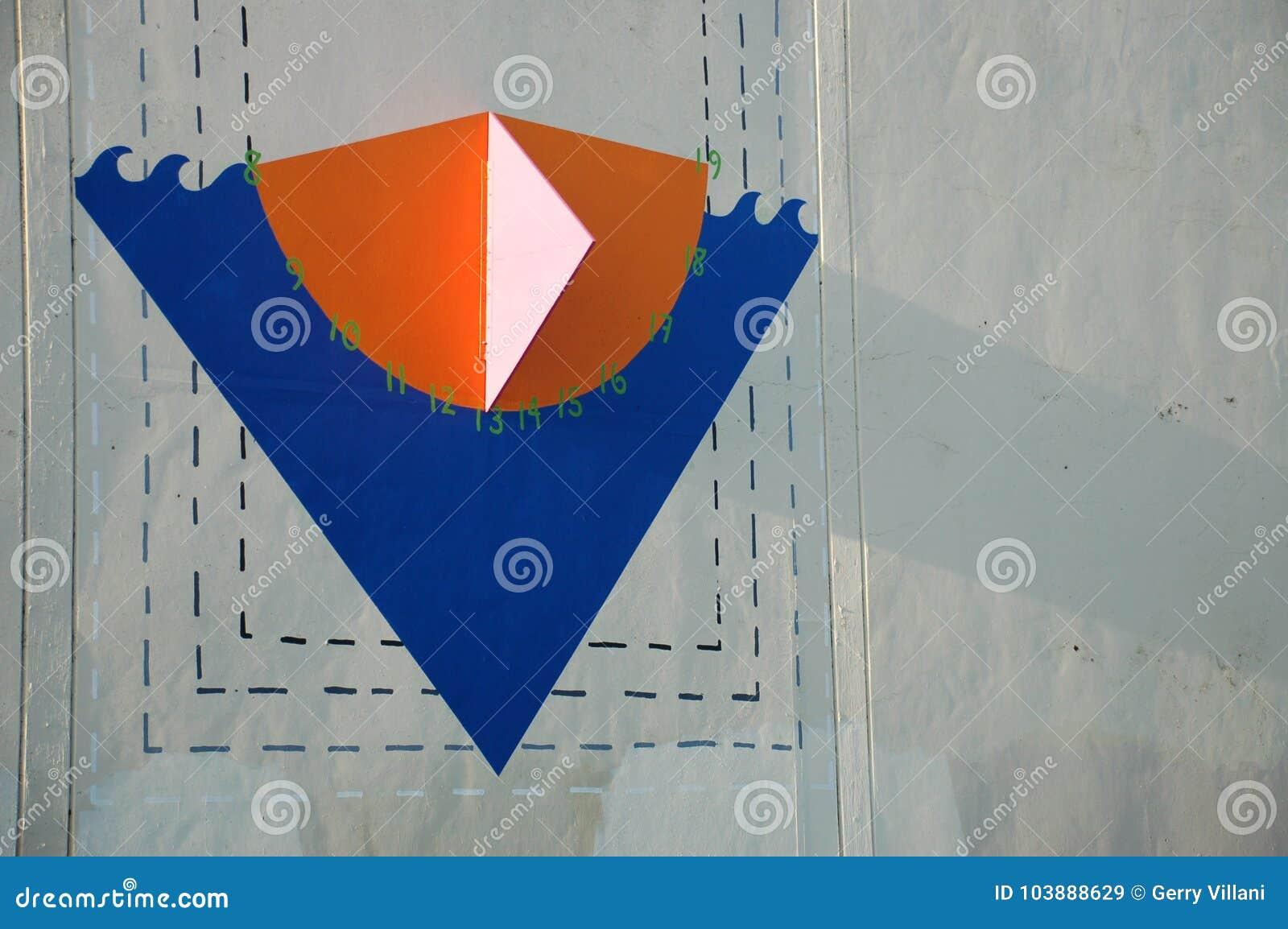 Art de bâtiment de triangle secteur de perle du ` s à Portland, Orégon