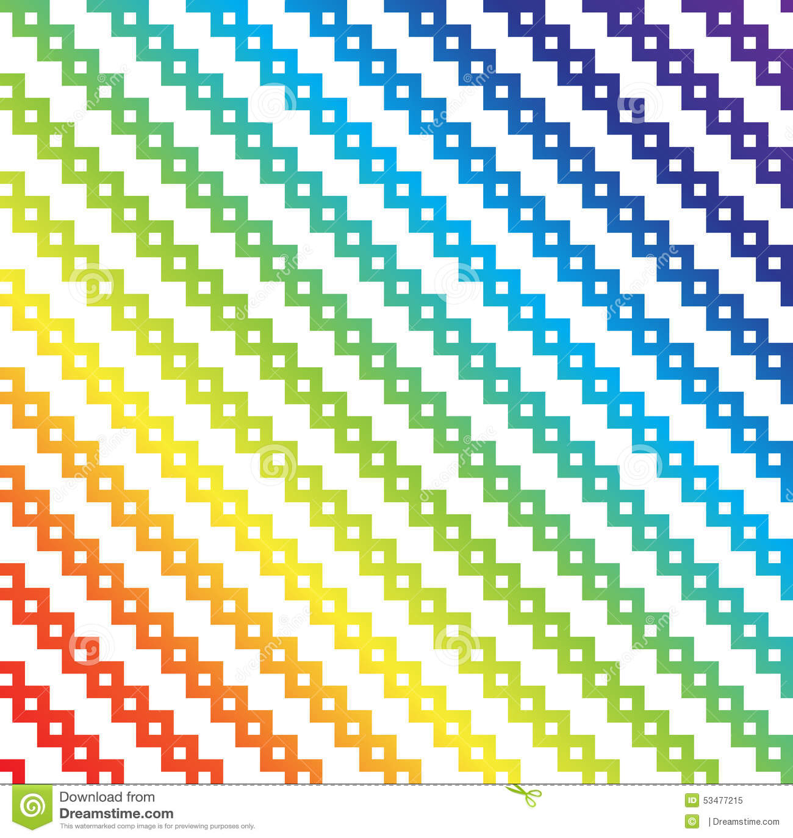 Art De Pixel D Arc En Ciel Illustration De Vecteur Illustration Du Ciel 53477215