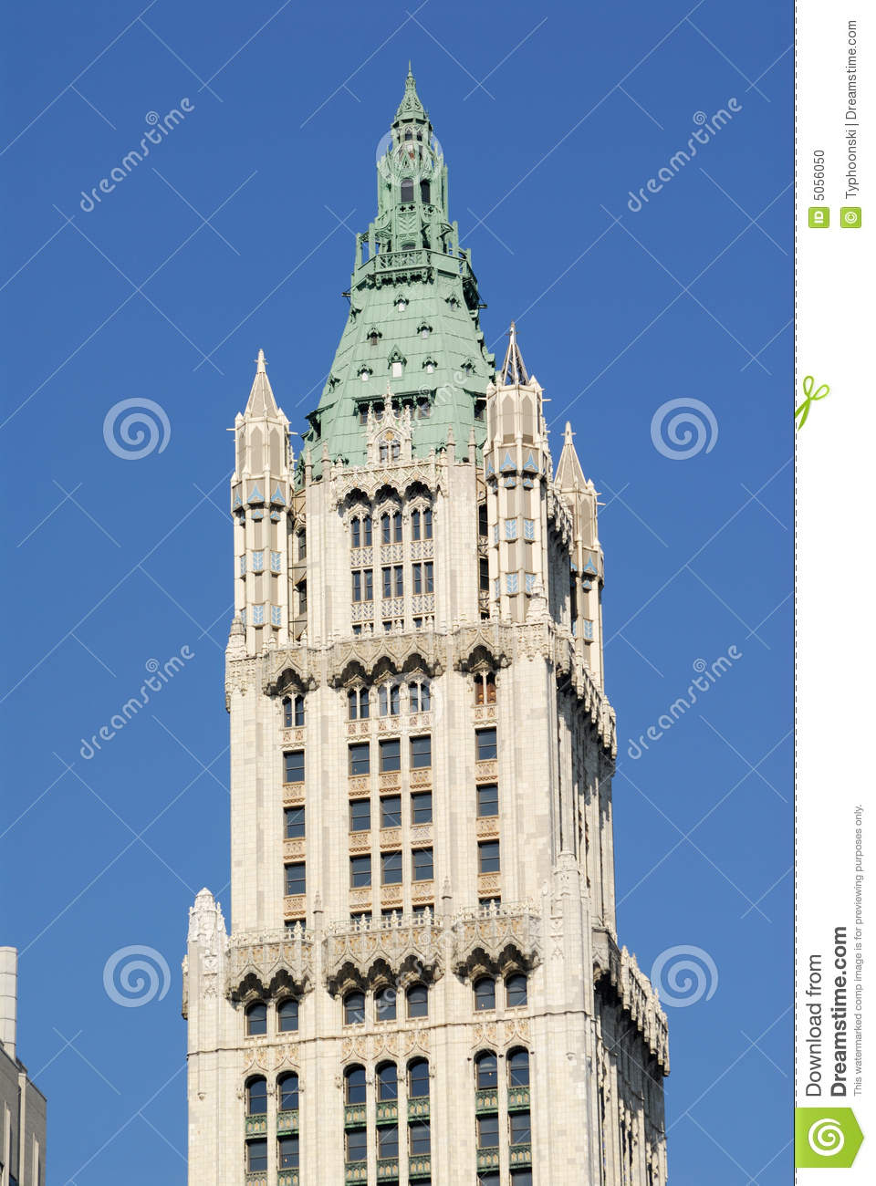 Art deco building in new york stock photo image 5056050 for Deco style new york