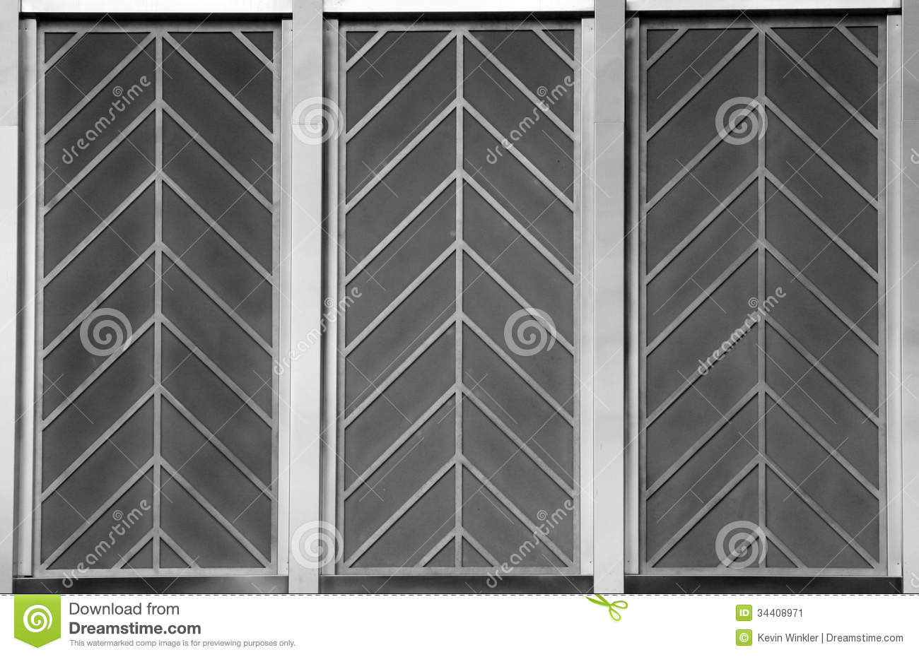 Art deco chevron pattern stock illustration illustration for Design patterns of doors