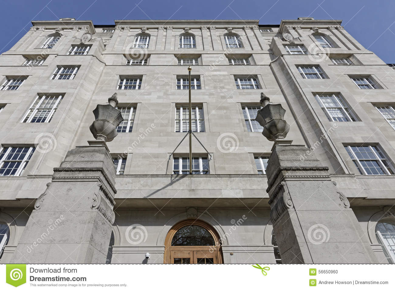 art deco period apartments editorial image image of buildings