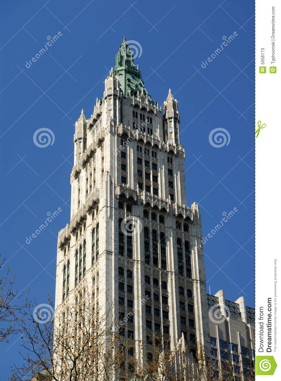 Art Deco Style In Building In New York Stock Photos Image 5056173