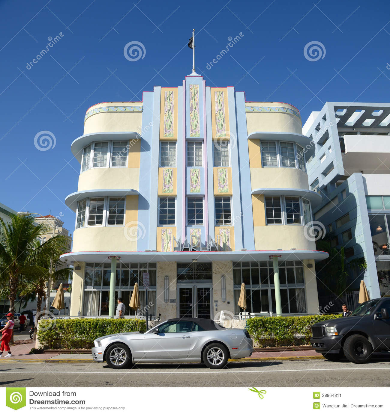 History Marlin Hotel Miami Beach