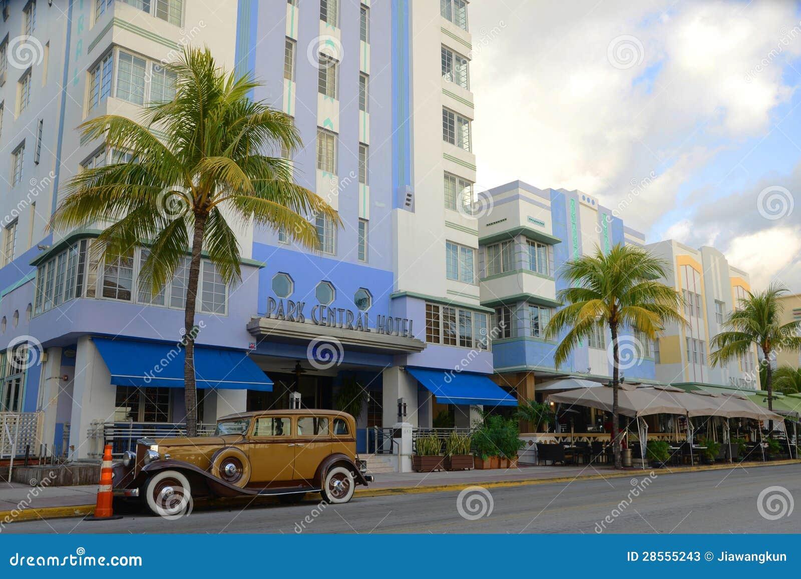 Art Deco Miami South Beach History