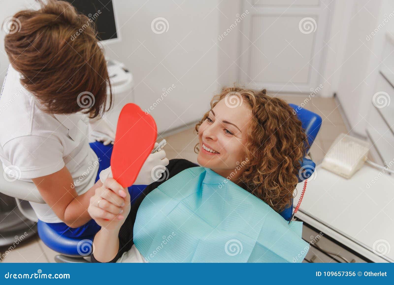 Art dentaire, clinique dentaire de traitement