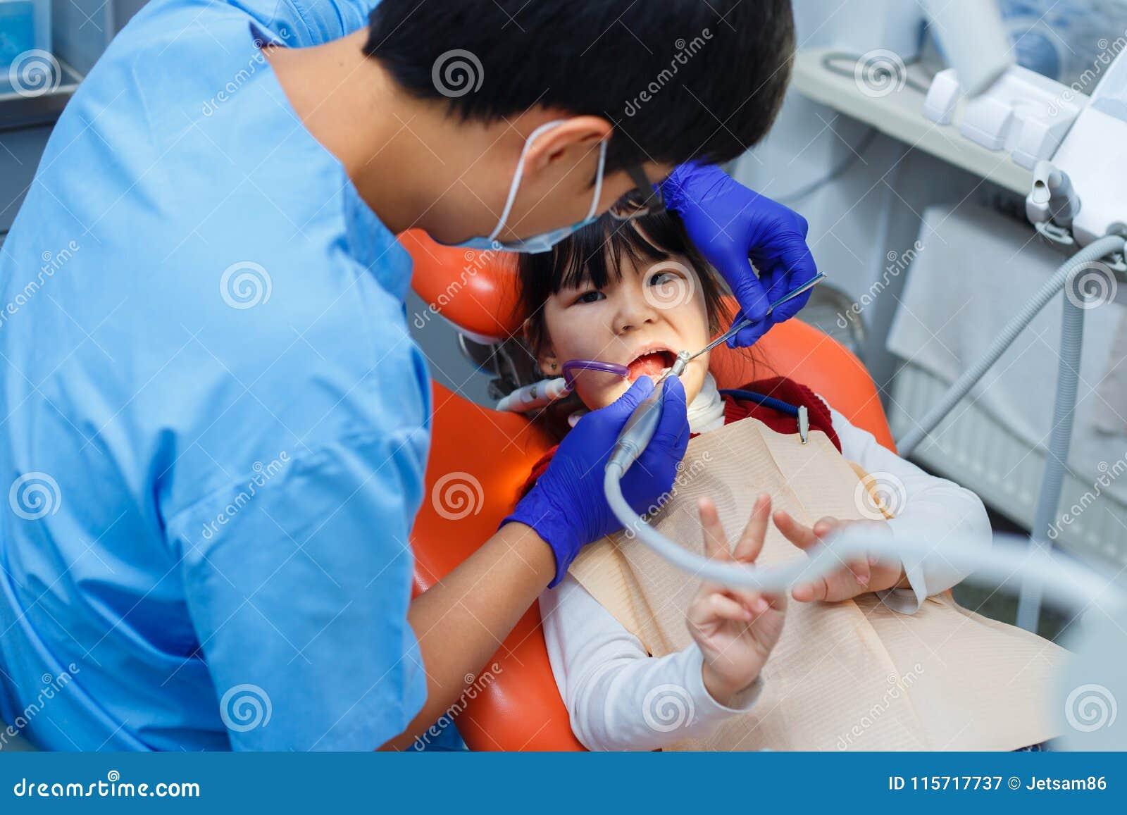 Art dentaire pédiatrique, art dentaire de prévention, concept d hygiène buccale