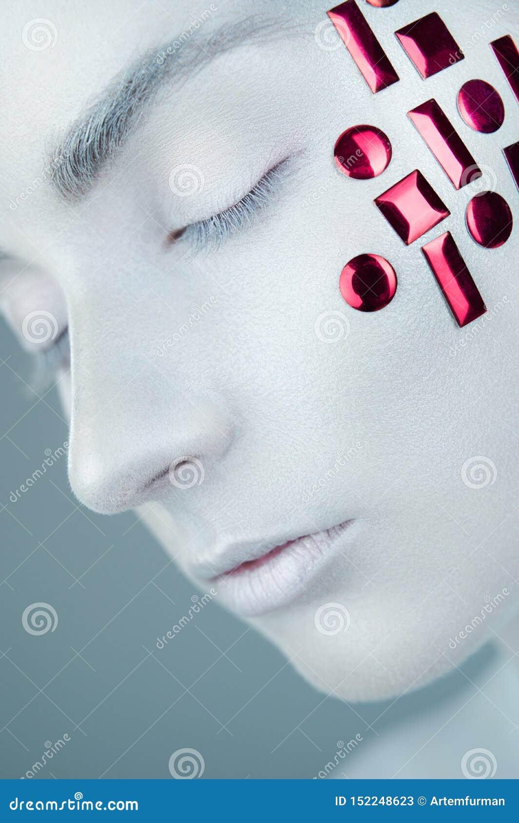 Art design makeup
