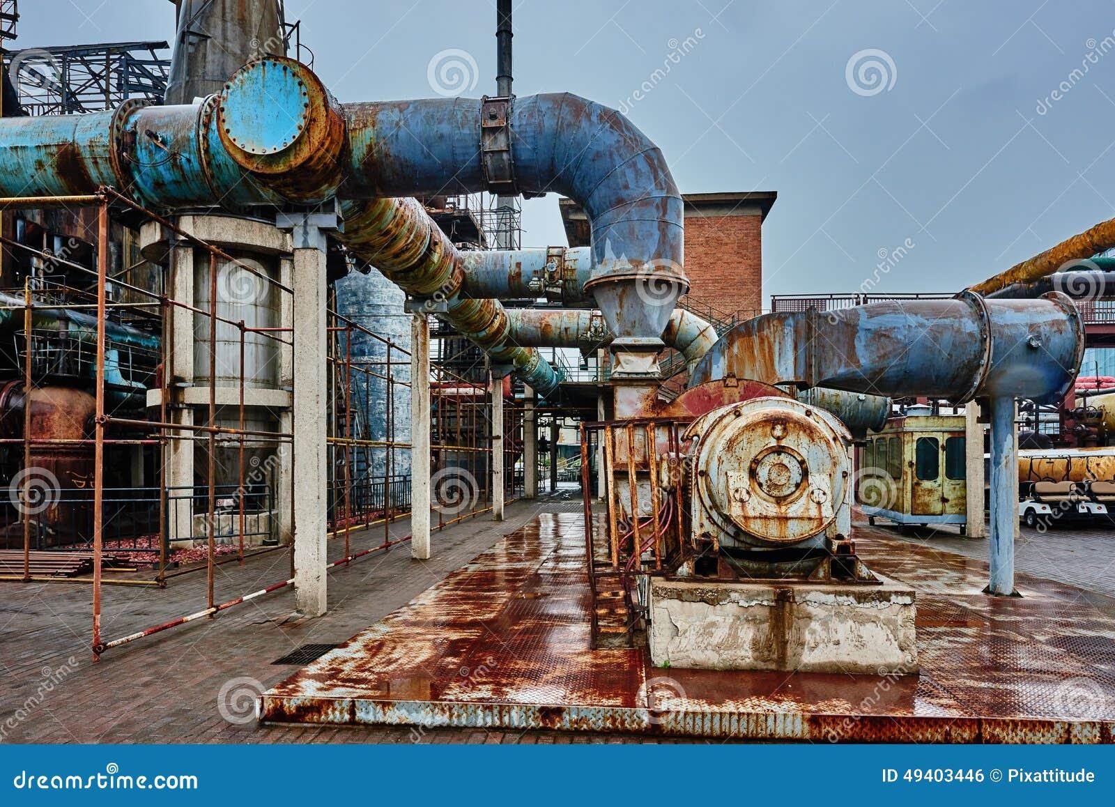 Download 798 Art District Zone Aera Peking China Stockfoto - Bild von chinesisch, berühmt: 49403446