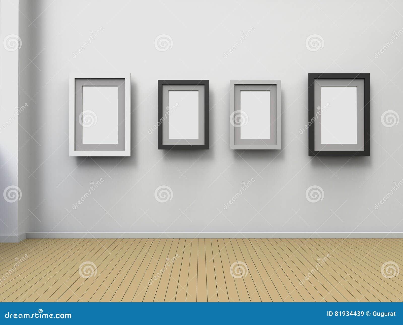 Art Frame Modern In Living-Raumdekor Und Minimale Art/Anzeige ...