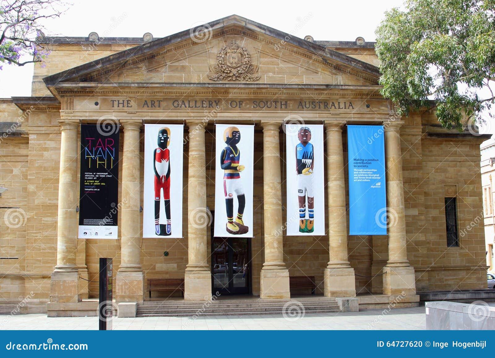 Art Gallery dell Australia Meridionale, Adelaide