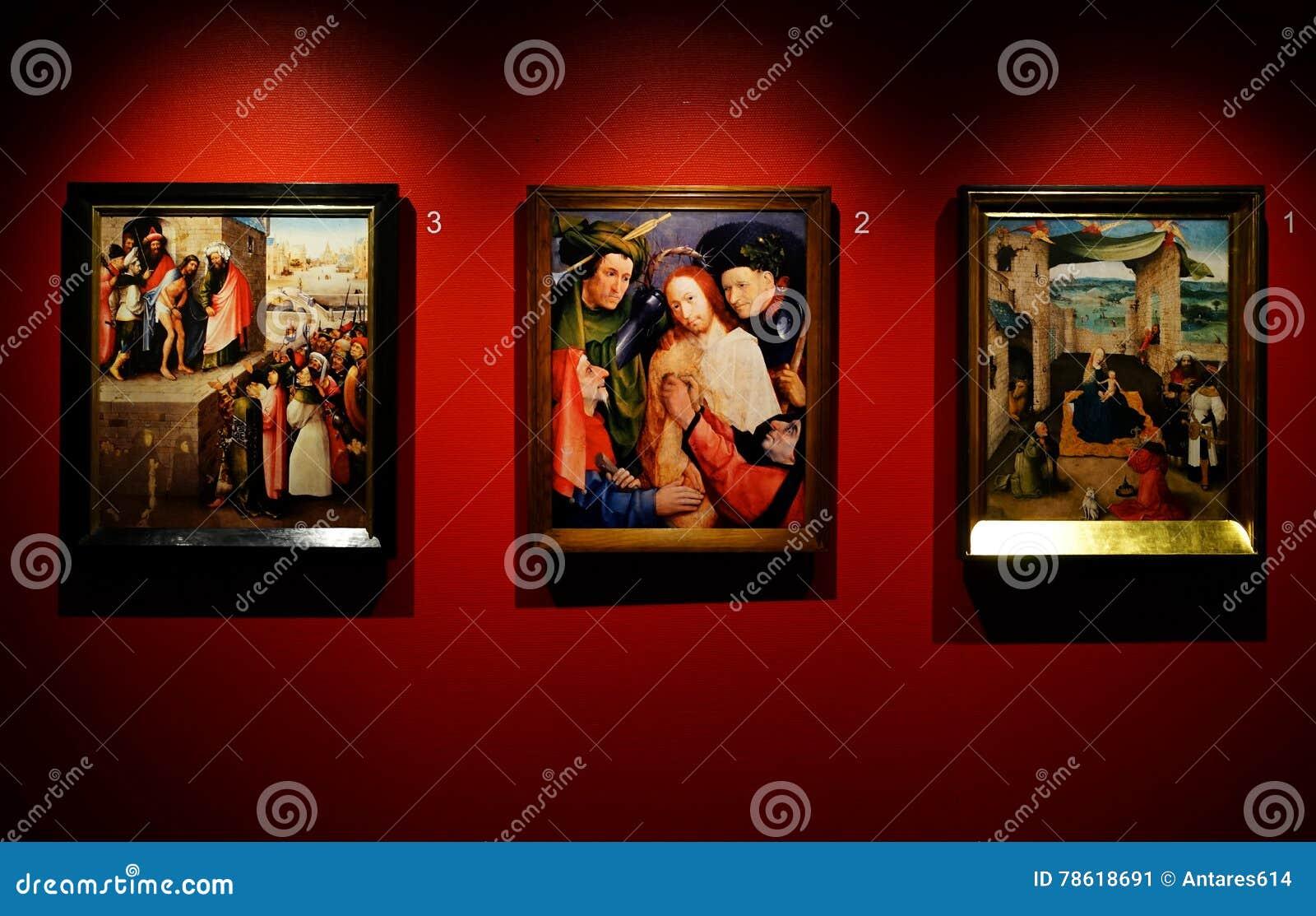 Art gallery editorial photo image of frame light hertogenbosch