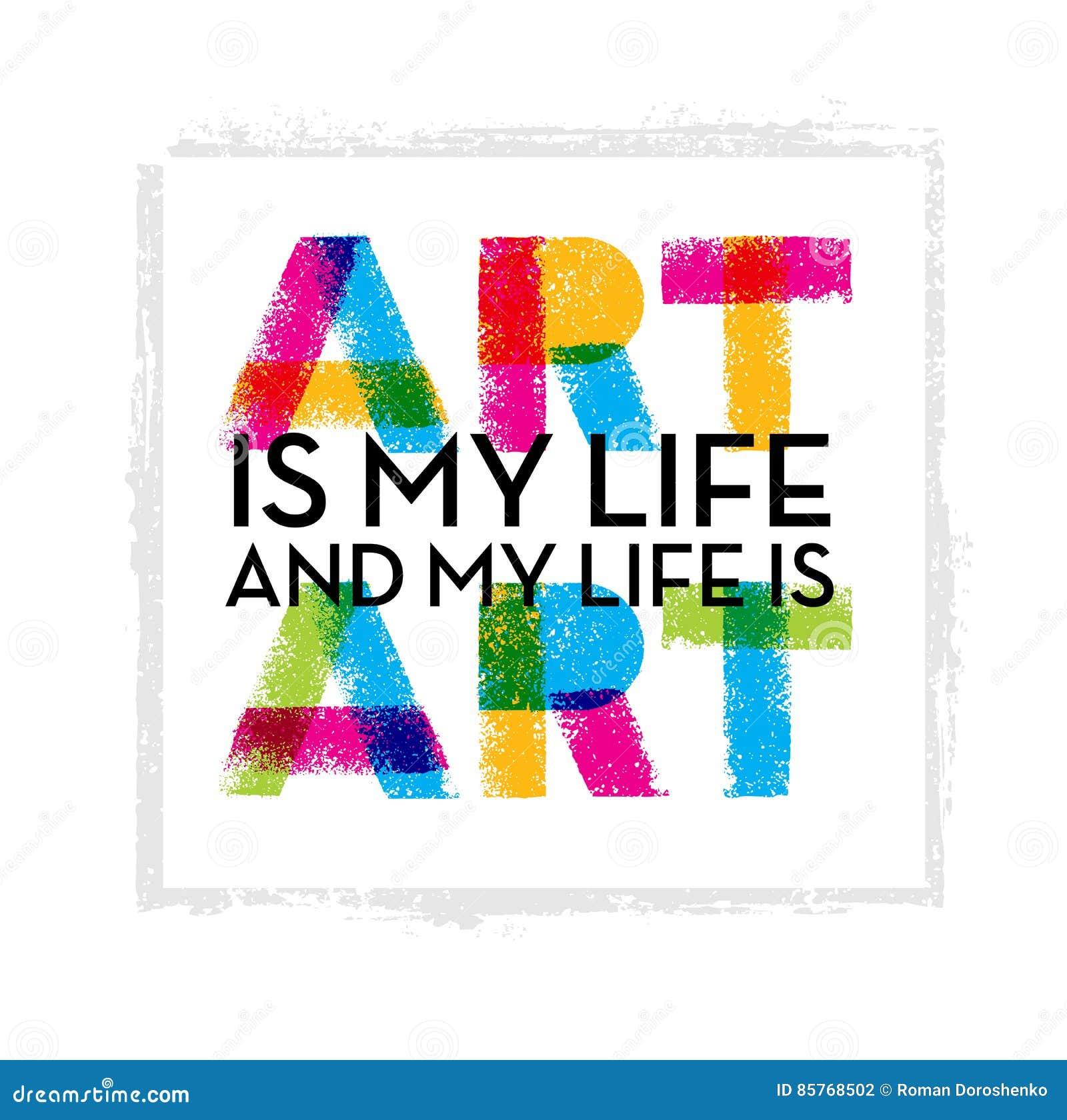 art is life tattoo