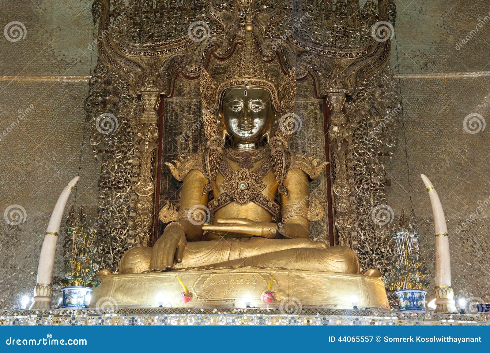 Art Myanmars Buddha