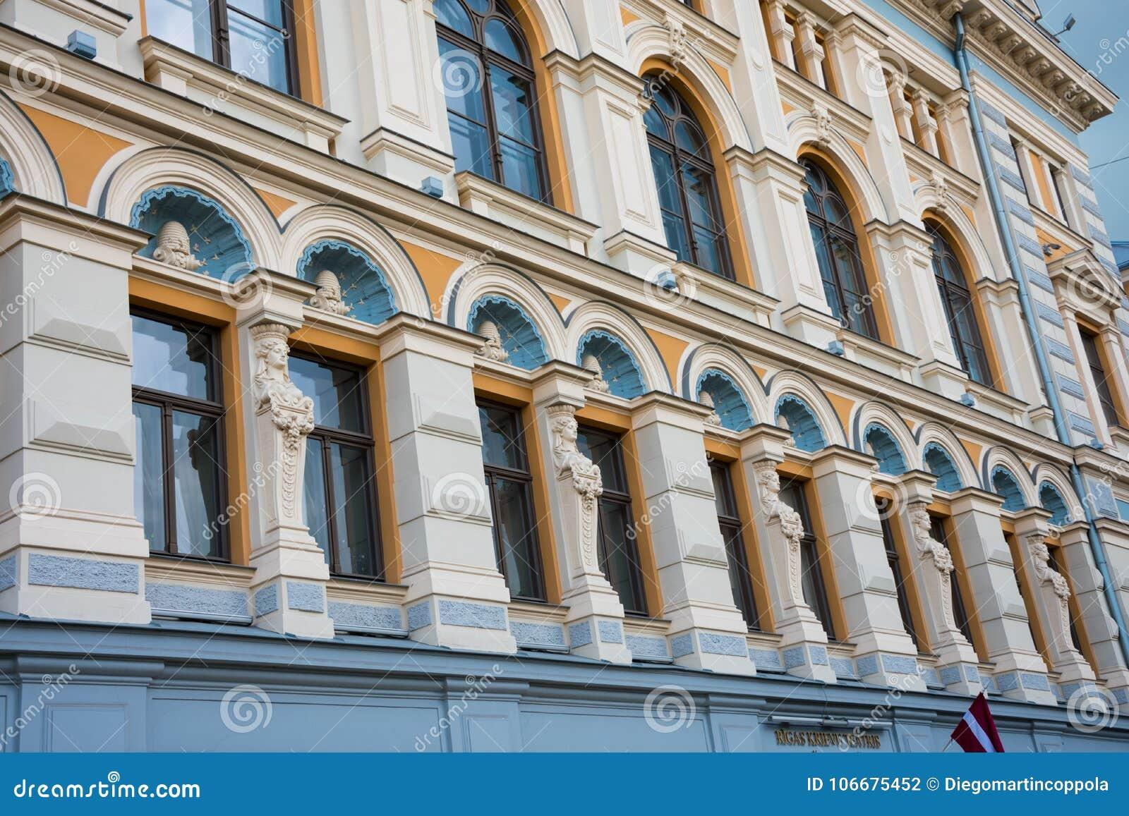 Art Nouveau District Jugendstil