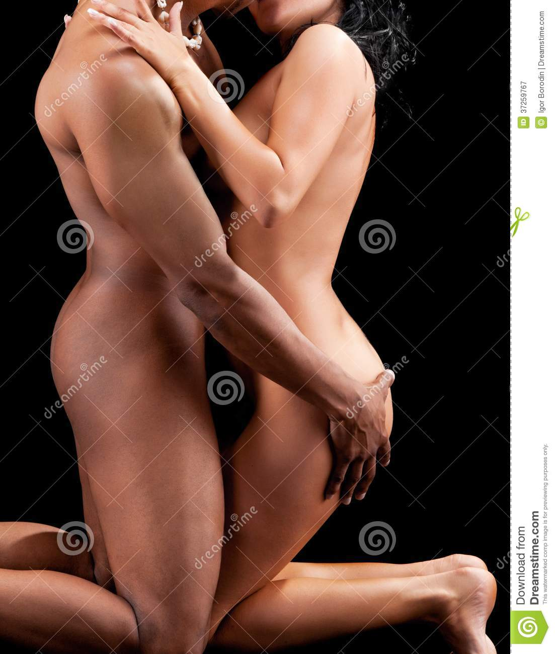 art photo of nude sexy couple royalty free stock photography   image