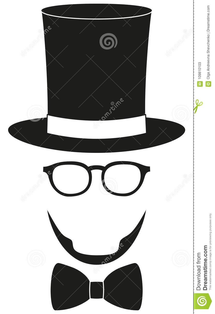 Art poster man father dad day avatar element set tall hat glasses download art poster man father dad day avatar element set tall hat glasses beard beaver voltagebd Choice Image